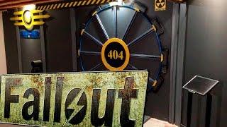 Фанат Fallout смастерил дверь в «ядерное убежище»