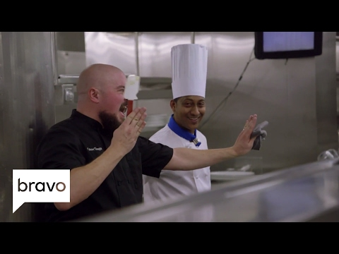 Isaac Takes On: Isaac Toups Takes On...Omelets (Episode 1) | Top Chef | Bravo