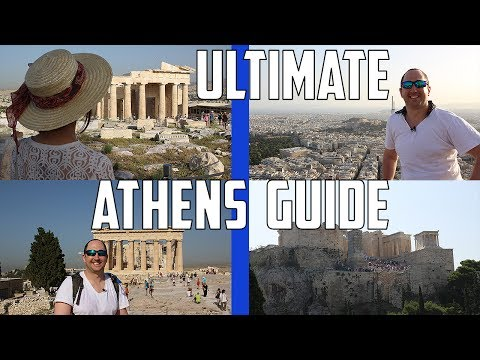 The Ultimate Athens City Guide / GREECE