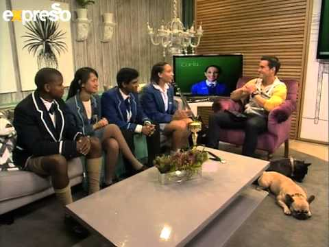 Youth: Catching Up with Matric Students  (28.3.2013)