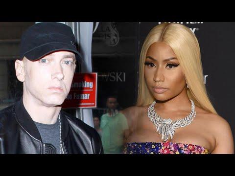 Nicki Minaj Says 'Yes,' She's Dating Eminem