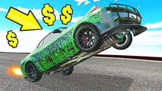 *NEW* INSANE $4,750,000 WHEELIE CAR In GTA 5! (DLC)