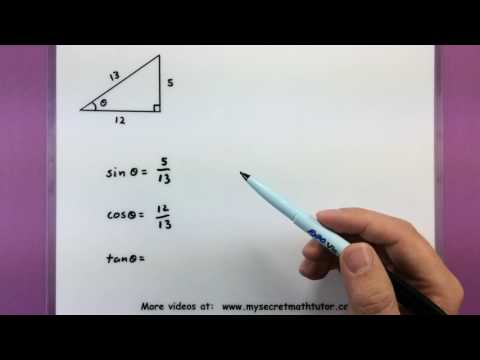 Trigonometry - Find the exact value of sin cos and tan