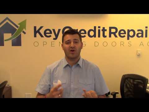 Credit Repair Tip #13-