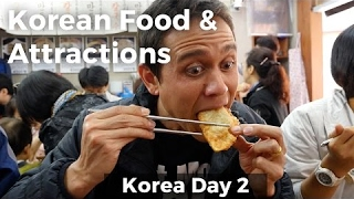 Download Amazing Korean Food and Attractions in Seoul! (Day 2) Video