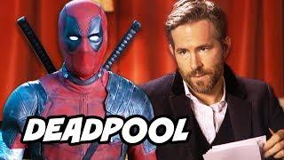Deadpool 2 Ryan Reynolds - X Force and New Kitty Pryde Movie Breakdown