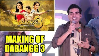 Making Of Dabangg 3 | Arbaaz Khan | Salman Khan | Sonakshi Sinha