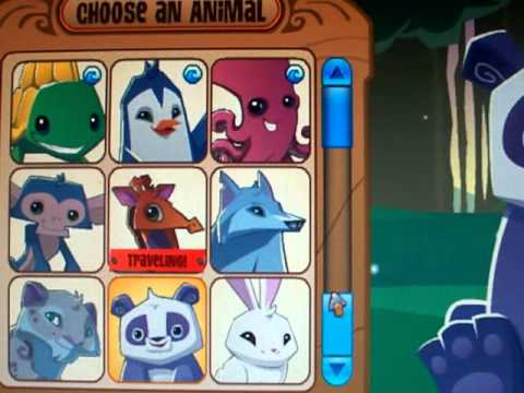 How to get FREE Animals-New Glitch Animal Jam