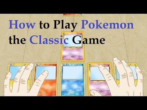 How to Play Pokemon the Classic Game