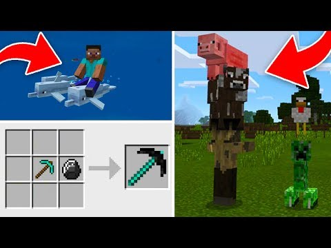 10 More SECRET Things You Didn't Know About Minecraft