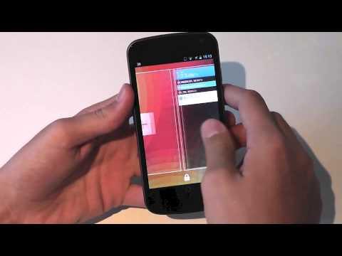 Android 4.2 Lockscreen Widgets deaktivieren!