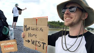 How To Hitchhike Solo Across Canada 5800km Ep2 Mp3