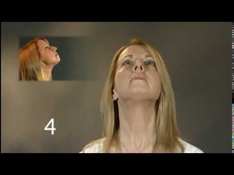 Faceworks Face Exercises: Lose Your Double Chin and Tone Your Jawline