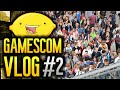 Gamescom 2014 Vlog Day 2 Out And About