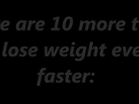 10 Weight Loss Tips to Make it Easier and Faster