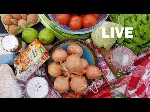 Episode #5 - Monday's Live Studio Barbecue Recipe Recordings