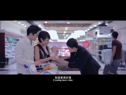 Hisense POS marketing video - 2018
