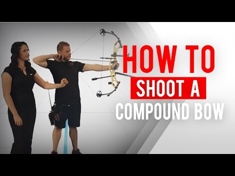 How to shoot a compound bow | Archery 360