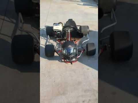 Go kart build