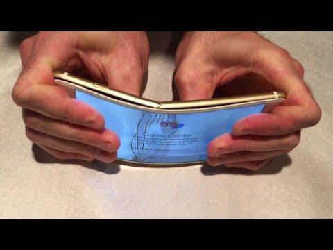 iPhone 6 Plus EPIC FAIL bend test