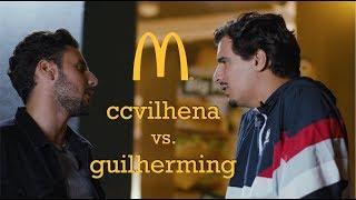 Carlos Coutinho Vilhena vs. Guilherme Geirinhas - O Beef do Ano