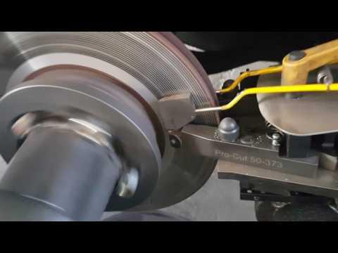 Brake Services Jamaica | Honda brake rotor skimming