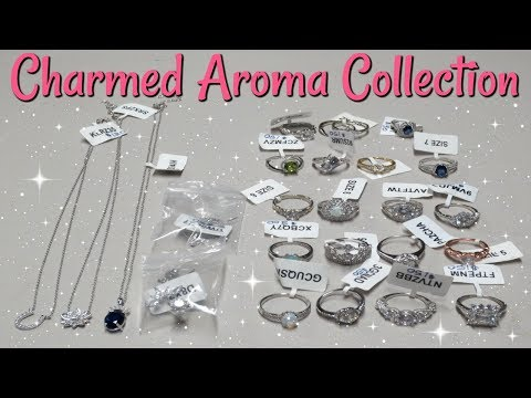 Charmed Aroma Jewelry Collection - 24 Pieces of Jewelry!
