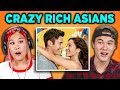 Asian People React To Crazy Rich Asians mp3