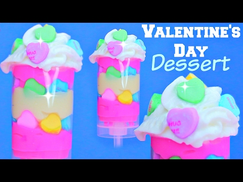 Valentine's Day Push Pops! SO EASY!