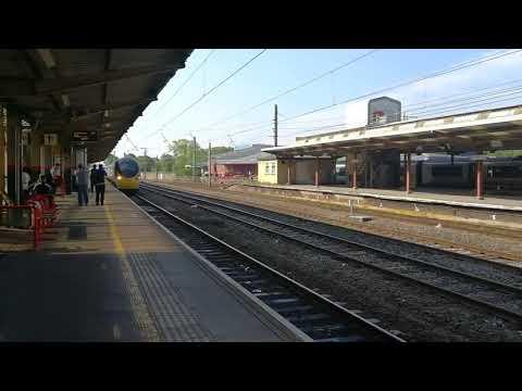 Virgin Pendolino (390042) Arriving at Preston for Blackpool North (21/05/18)