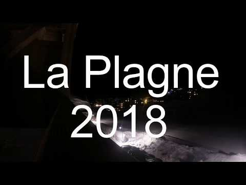 La Plagne 2018