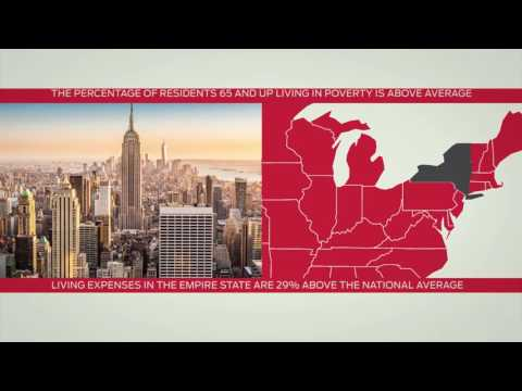 3 States to Avoid in Retirement