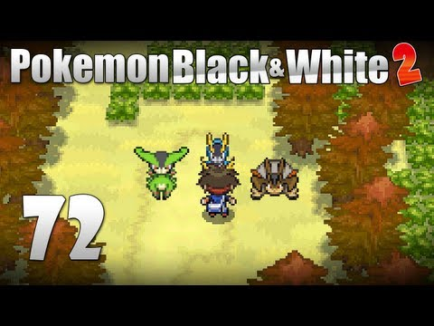 Pokémon Black & White 2 - Episode 72 [Catching Cobalion, Terrakion & Virizion]