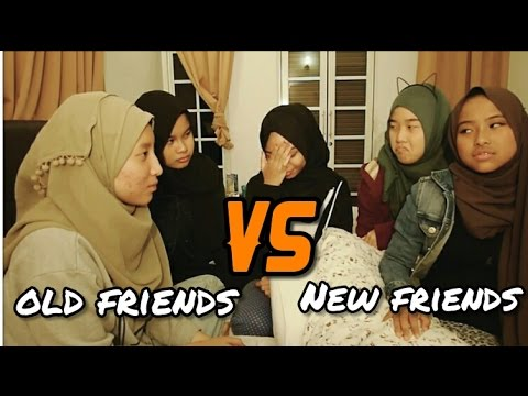 OLD FRIENDS vs NEW FRIENDS