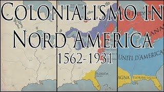 Il colonialismo in Nord America