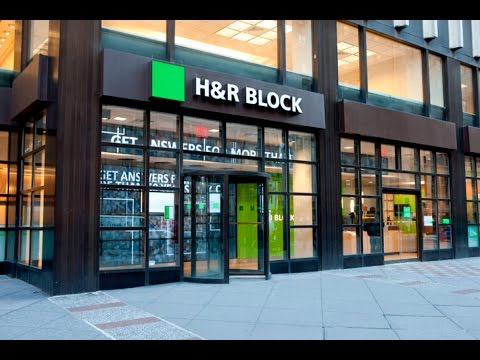 H&R Block *** I think he's an Imposter****