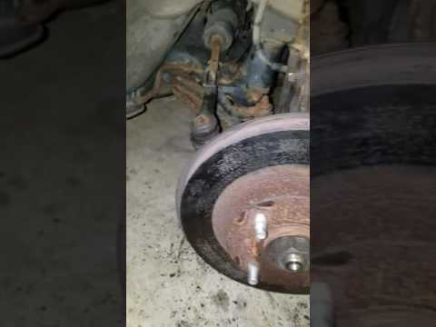 What to do when your ball joint spins when tightening