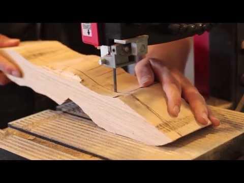 How To Make A Bow Weapon - How Do I Make A Wood Bow Riser?