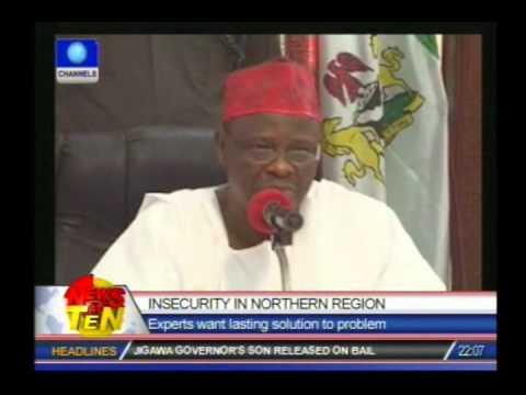 Kwankwaso seeks end to insecurity in northern Nigeria