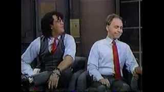 Penn & Teller @ The David Letterman Show
