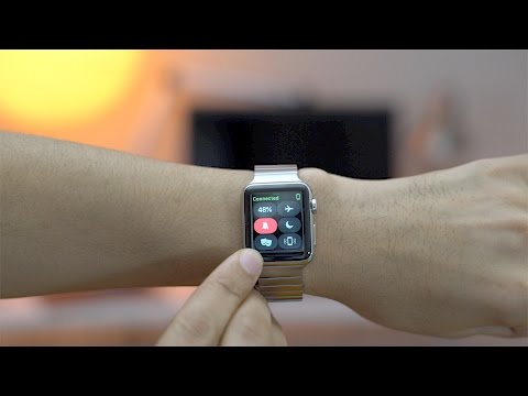 Theater Mode for Apple Watch: hands-on watchOS 3.2 beta