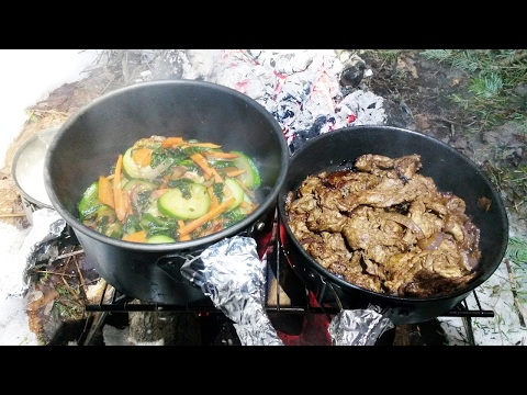 Wintertime Prepping & Cooking/Overnight