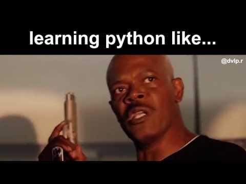 Learning Python Like...