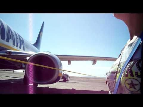 Tenerife-Birmingham International airport FR1122 Ryanair
