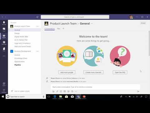 Microsoft 365 Business: Product Demo