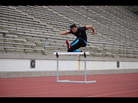 How to Run Faster in the 100 & 110 Hurdles