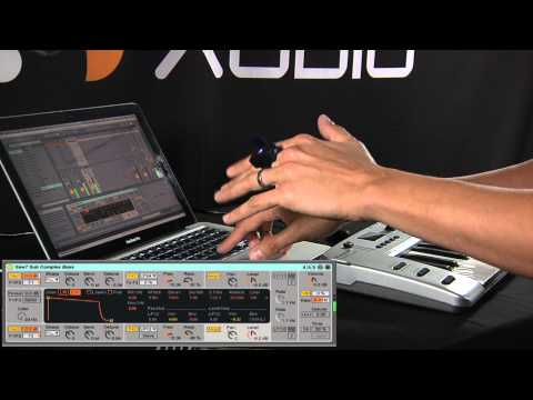 Wireless MIDI Controller: Using Hot Hand USB with Ableton Live