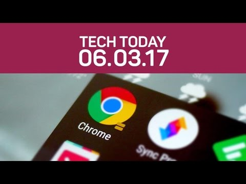 Google Chrome to block ads, and a new phone turns heads