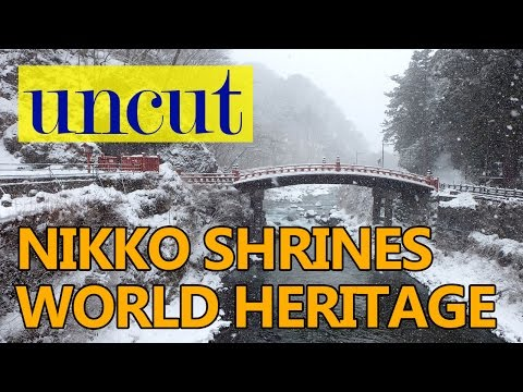 Complete Trip Guide From Tokyo to Nikko JAPAN - UNCUT VERSION