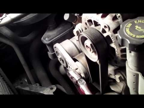 How to Change a Duramax 6.6 Water Pump